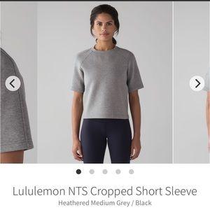 Lululemon NTS Spacer Short Sleeve